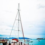 One of the largest Catamarans in Asia
