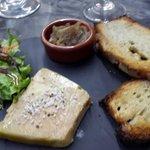bloc of foie gras
