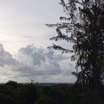 Vista desde la ducha casa solaris #3
