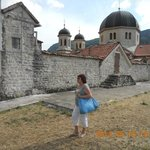 У стен Котора и его церквей