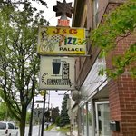 street view of J & G Pizza Palace