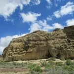 White Mountain Petroglyph Area - Wyoming