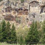 The Royal Tombs, Dalyan