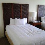 Headboard double beds