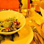 Garden Salad Starter