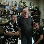 Friendly and fun bar staff