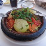 Beautiful tagine