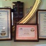 well deserved awards
