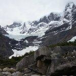 Залегающий ледник