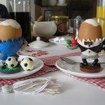 Egg Men
