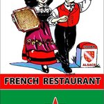 Enseigne restaurant Alsace à Table