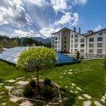View to Pirin mountain