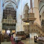 Знаменитый старинный орган
