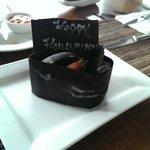 Yummy honeymoon cake