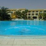 Before swimming
