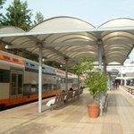 Rabat Ville, estación de tren
