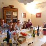 Vinsmaking med lett lunsj