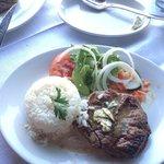 My yummy filet steak :)