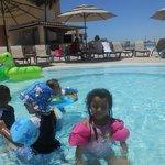Kids swimming area <3 it!!