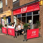 Nice sunny day at Elif