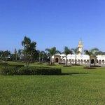 Le Mechouar, Mezquita de Ahl Fas y Mezquita As Souna (fondo izquierda)