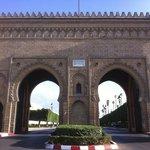Le Mechouar, Bab Soufara (Puerta de los Embajadores)
