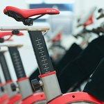 Daum-Ergometer im Fitnessbereich
