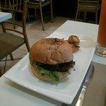 Pinoy burger