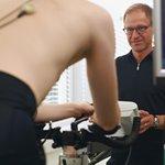 Sport in der Schanz: Dr. Andreas Egger