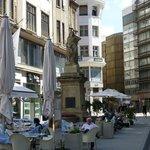 Deak Ferenc Street