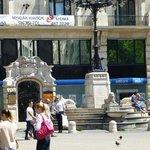 Vorosmarty Square