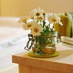Zirbe-Zimmer: alles aus herrlichem Zirbe-Holz