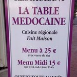 La Table Médocaine