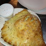 The calzone's are awesome!