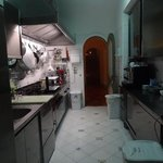 Fully Equipped Professional Kitchen