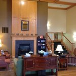 Lobby @ Kenosha Country Inn & Suites