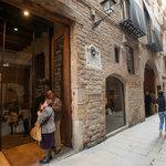 Street at the Mercer Hotel Barcelona