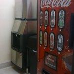 vending machine e gelo