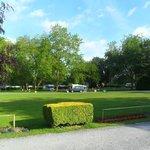 Grounds at Chateau de Lez-Eaux
