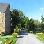 Chateau de Lez-Eaux
