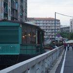 Happy Hour barge restaurant 2