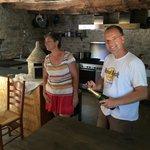 Gastvrije ontvangst in de moderne keuken