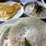appams and stew