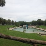 Swim/slides area