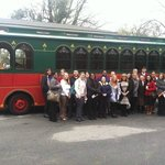Come take our Trolley tour!