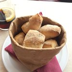 The bread starter is a must try! Delicious and freshly baked