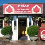 The Indian Empire Restaurant, Caldicot.