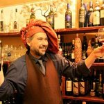 host, Stefano, shares his love of Chianti