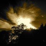 Sky Over Creacon Lodge Wellness Centre