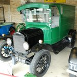 Ford Model T (vans obviously available in colours other than black)